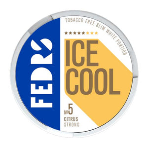 FEDRS ICE COOL - Citrus No.5