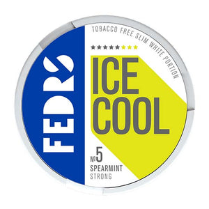 FEDRS ICE COOL - Spearmint No.5
