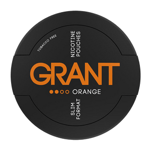 GRANT - Orange - Nic Pouch UK