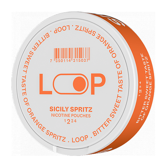LOOP - Sicily Spritz - Nic Pouch UK
