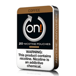On! - Coffee No.8 - Nic Pouch UK