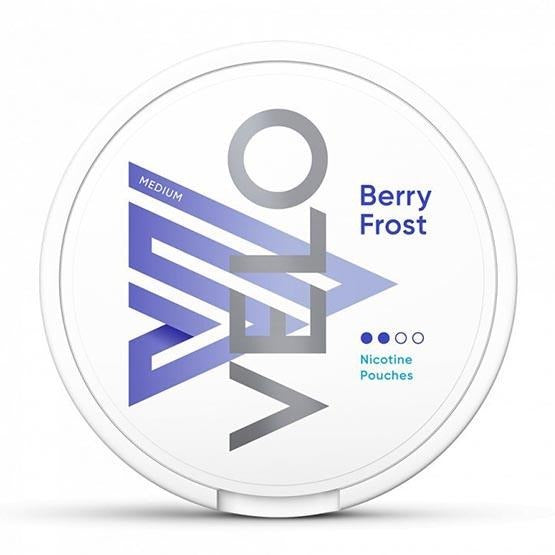 VELO - Berry Frost #2 - Nic Pouch UK