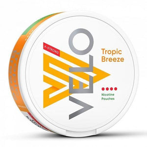 VELO - Tropic Breeze #4 - Nic Pouch UK