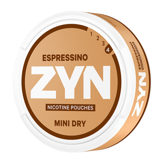 Load image into Gallery viewer, ZYN - Espressino No.4 (Mini dry) - Nic Pouch UK