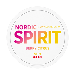 Nordic Spirit - Berry Citrus #3