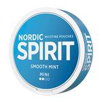 Nordic Spirit - Smooth Mint Mini #2 - Nic Pouch UK