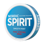 Nordic Spirit - Smooth Mint Mini #4 - Nic Pouch UK
