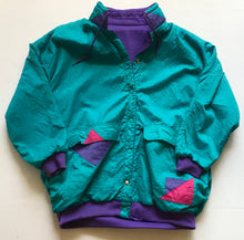Load image into Gallery viewer, Retro Windbreaker!