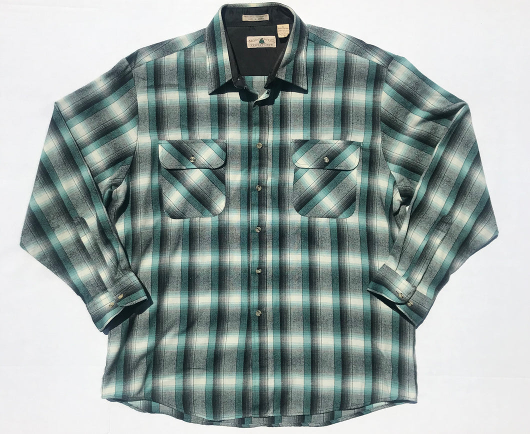 1990's Northwest Territory Flannel