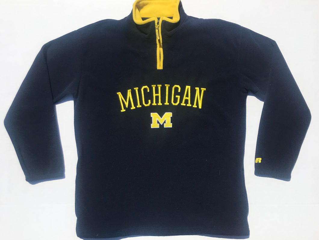 Michigan- Russell Athletic- Fleece