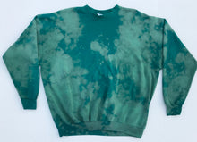 Load image into Gallery viewer, Hand Bleached Salem Sportswear Crewneck