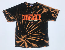 Load image into Gallery viewer, Hand Bleached Vintage Cincinnati Bengals T-shirt