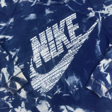 Load image into Gallery viewer, Hand Bleached NIKE crewneck