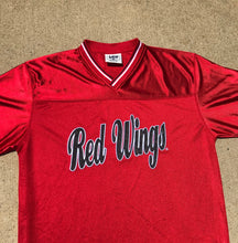 Load image into Gallery viewer, 1990's Lee Sport Red Wings Jersey