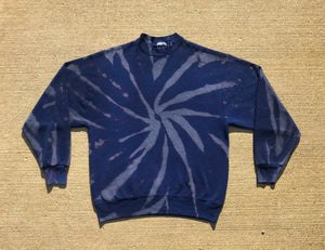 Hand Bleached 1990'S Fruit of the Loom Crewneck