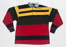 Load image into Gallery viewer, 1990's Nautica Multicolor Polo