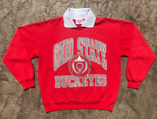 Load image into Gallery viewer, 1990's Ohio State Collared Sweatshirt