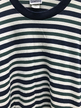 Load image into Gallery viewer, 1990's Striped T-Shirt