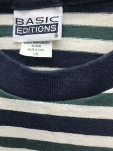 1990's Striped T-Shirt