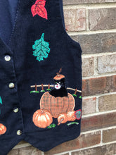 Load image into Gallery viewer, 1990's Fall Corduroy Vest