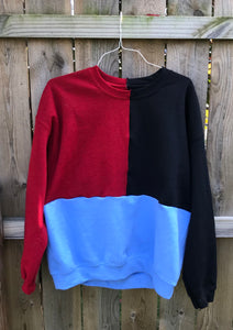 Stumbled Upon Block Crewneck