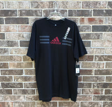 Load image into Gallery viewer, Custom Bleach Dyed Adidas T-Shirt