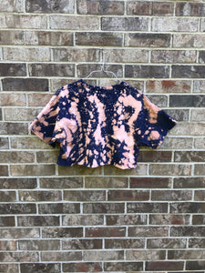 Custom Cut/Dyed A2 Crop Top