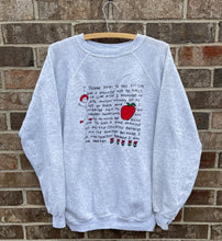 Load image into Gallery viewer, 1980's Teacher Crewneck