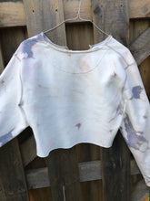 Load image into Gallery viewer, Custom Bleached Nike Crop Top