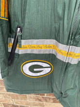 Load image into Gallery viewer, 90's Packers Puffer Jacket!
