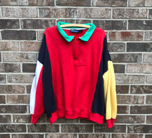 Load image into Gallery viewer, 1990's Multicolor Pull Over