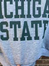 Load image into Gallery viewer, Custom Made MSU Crop Top