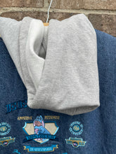 Load image into Gallery viewer, Eeyore Disney Store Denim Jacket