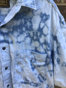 1990's Custom Dyed Denim Eddie Bauer