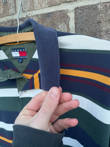 90's Tommy Hilfiger Polo Shirt