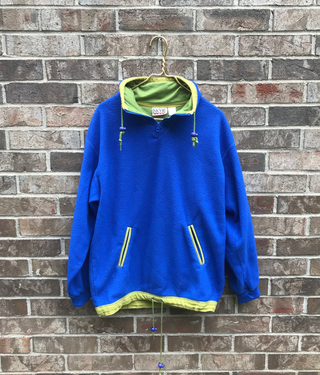 1990's Retro Fleece