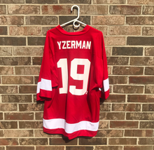 Load image into Gallery viewer, Yzerman Jersey