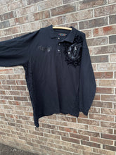Load image into Gallery viewer, Coogi Long Sleeve Polo Shirt