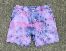 Load image into Gallery viewer, Cotton Candy Carhartt Shorts!