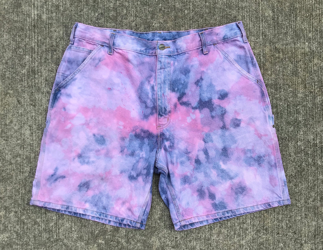 Cotton Candy Carhartt Shorts!