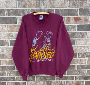 Russell Athletic + Ferris State Crewneck