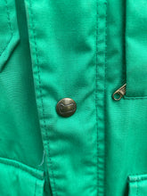 Load image into Gallery viewer, 1980's Green Woolrich Jacket