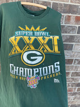 Load image into Gallery viewer, 97 Packers Super Bowl Champs T-Shirt
