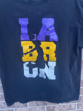 Load image into Gallery viewer, LeBron James Lakers T-Shirt