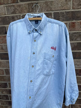 Load image into Gallery viewer, 90's Denim Coca- Cola Denim Shirt
