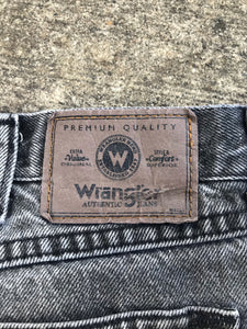 Vintage Acid Washed Wrangler Jeans