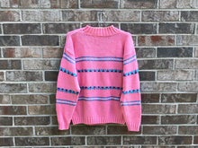 Load image into Gallery viewer, 1980's Knitted Sweater