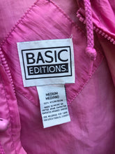 Load image into Gallery viewer, 1990's Basic Editions Windbreaker