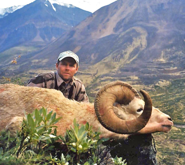 Greg Bird Utah Wild Sheep Foundation Board Member