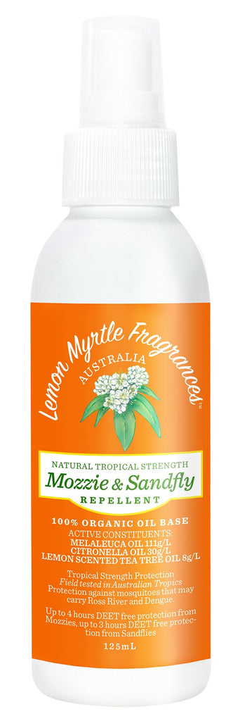 Natural Tropical Strength Mozzie and Sandfly/Midgie Repellent